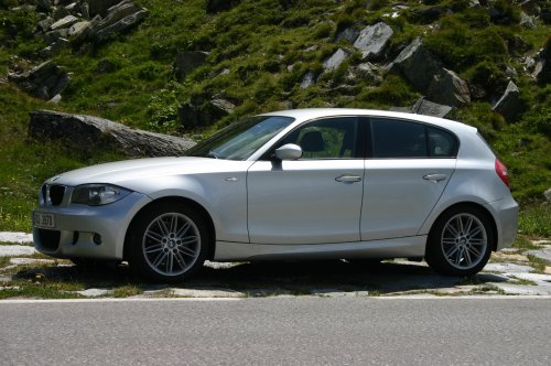 Prodám BMW 120d. Vůz má najeto 154000 km a je ve výborném stavu. Druhý majitel.