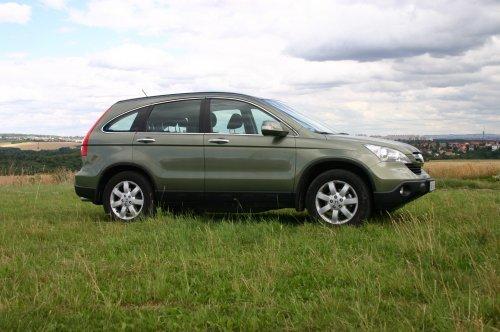 Prodám Hondu CR-V 2.0 AT, vůz má najeto 231000 km a je v dobrém stavu. 3. majitel.