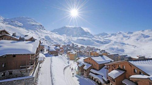 Val Thorens – magické vysokohorské lyžování