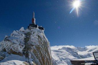 Chamonix-Mont Blanc – skvělé lyžařské zážitky z vrcholků Alp
