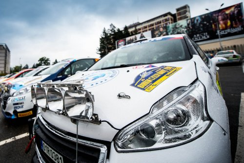 Peugeot Rally Cup 2019 startuje