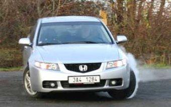 Honda Accord i-CTDi - dohoda na naftu (TEST)