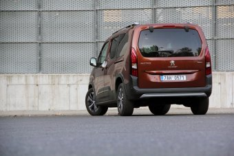 Peugeot Rifter Long 1.5 BlueHDI EAT8 GT line – sedmimístný zázrak