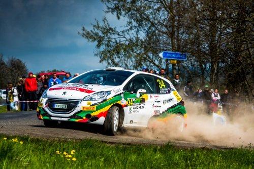 Peugeot Rally Cup na Rallye Šumava