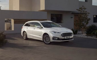 Ford Mondeo Hybrid kombi HEV – otevřená cesta k elektromobilitě
