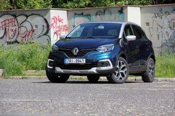 Renault Captur TCe 130 GPF – stylový crossover s novým pohonem