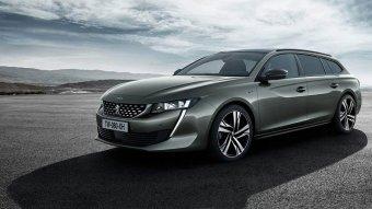 Peugeot 508 SW – atraktivní kombi přijíždí na náš trh