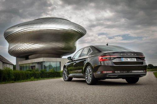 Nová Škoda Superb – další krok ke zlaté