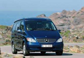 Mercedes-Benz Viano 2.2 CDI MP - Marco Polo by se divil