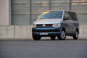 Volkswagen Multivan 2.0 TDI – multifunkční legenda