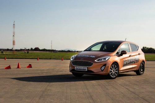 Ford Driving Skills for Life – bezplatné zdokonalovací kurzy pro mladé řidiče do 24 let