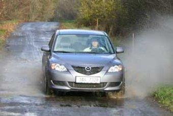 Šetřílek - Mazda 3 1.6 MCD (TEST)