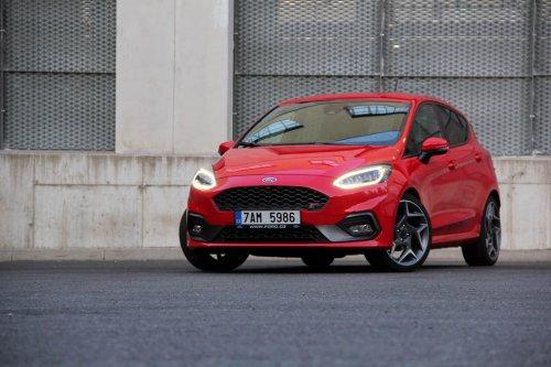 Ford Fiesta ST – tři válce adrenalinu