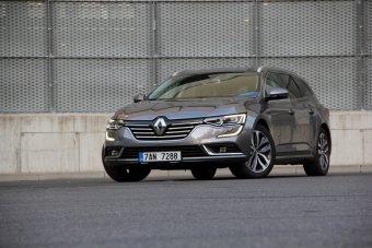 Renault Talisman Grandtour Blue dCi 200 EDC – vše pro rodinu