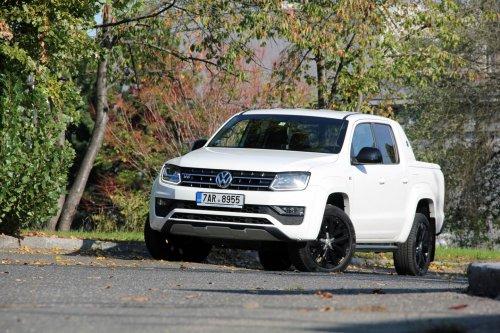 Volkswagen Amarok 3.0 TDI V6 4Motion Aventura – komfortní dobrodruh