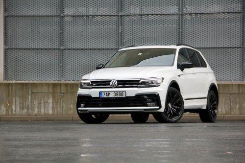 Volkswagen Tiguan 2.0 BiTDI 4Motion R-Line – špička ledovce v segmentu středních SUV