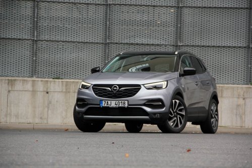 Opel Grandland X 1.6 Turbo AT8 – stejný a přesto jiný