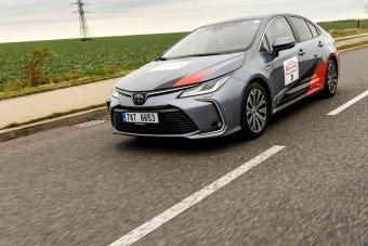 Třetí místo v závodě Toyota Eco Race 2019