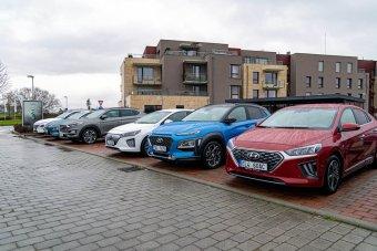 Hyundai je připraven na alternativní pohony automobilů příštích let