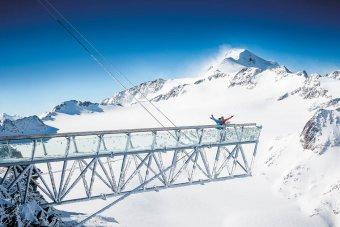 Skiresort Soelden – špičkové lyžování a další zimní radosti