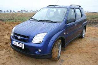 Cestou necestou - Suzuki Ignis GLX 4x4 1.5 VVT (TEST)