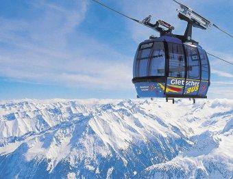 Zillertal 3000/Hintertux – alpský lyžařský nadstandard