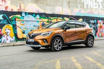 Novinka Renault Captur má skvěle rozdané karty