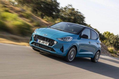Nový Hyundai i10 – malý vůz nabízí velká překvapení