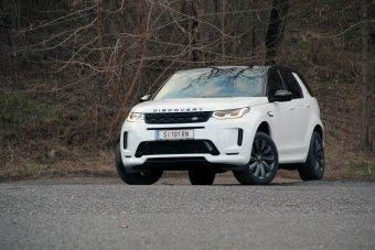 Land Rover Discovery Sport S D180 AWD – prémiový všeuměl