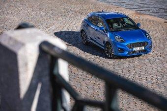 Nový Ford Puma má nepřehlédnutelný vzhled a bohatou výbavu
