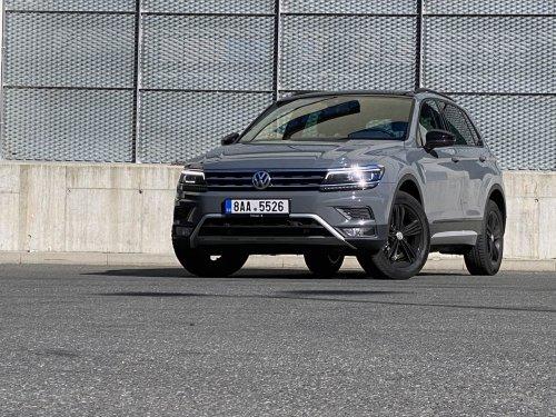Volkswagen Tiguan 2.0 TDI 4Motion – s výbavou Offroad na nezpevněné cesty?