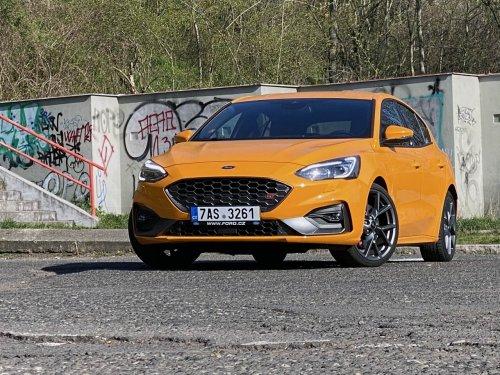 Ford Focus ST 2.3 EcoBoost – revoluci nezastavíš