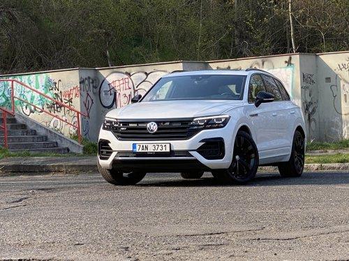 Volkswagen Touareg 3.0 TSI 4Motion – benzinová volba