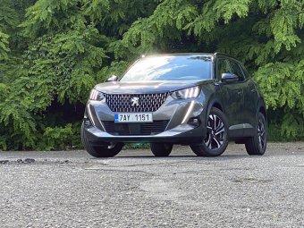 Peugeot 2008 1.5 BlueHDi – malý velký talent
