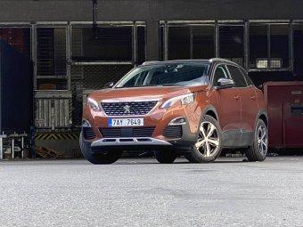 Peugeot 3008 1.2 PureTech 130 EAT8 – tříválcový základ