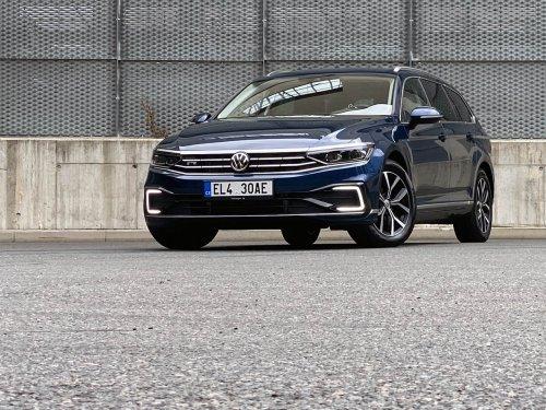 Volkswagen Passat Variant 1.4 TSI PHEV GTE – rodinný sen