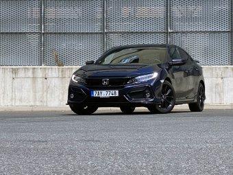 Honda Civic 5D 1.0 VTEC CVT – zdání klame