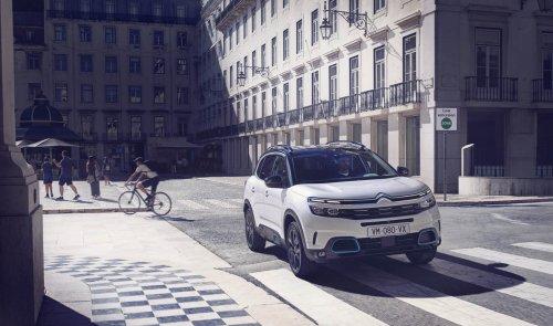 Nové SUV Citroen C5 Aircross Hybrid – budoucí strategie značky