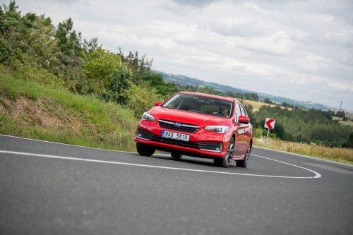 Značka Subaru dnes nabízí vysokou bezpečnost a hybridní techniku