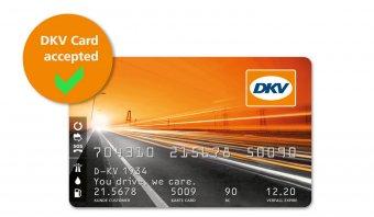 Platební karty DKV nově také pro řidiče fleetových vozů