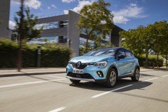 Nový Renault E-TECH: Clio, Captur, Megane – účinná cesta k maximální provozní efektivitě