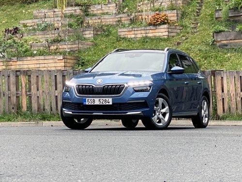 Škoda Kamiq 1.5 TSI DSG – čtyřválcová cesta
