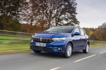Nová Dacia Sandero – čtyřka na jedničku