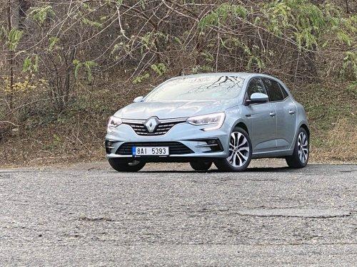 Renault Megane Blue dCi 115 – další krok k dokonalosti
