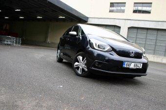 Honda Jazz 1.5 i-MMD e-CVT – ideál do města