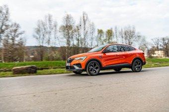Nový Renault Arkana – atraktivní SUV v módním stylu kupé