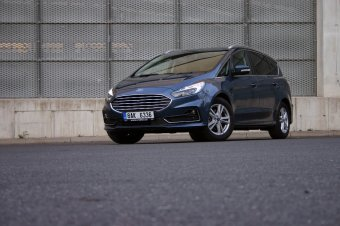 Ford S-Max 2.0 EcoBlue – nesnáším loučení