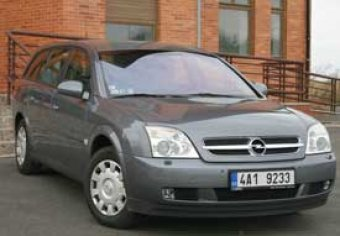"Takový malý ""náklaďák"" - Opel Vectra Caravan 1.9 CDTI (TEST)"