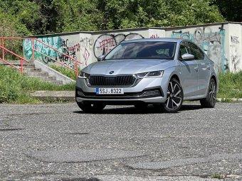 Škoda Octavia 2.0 TDI - dvoulitrový turbodiesel jako nejúspornější motorizace