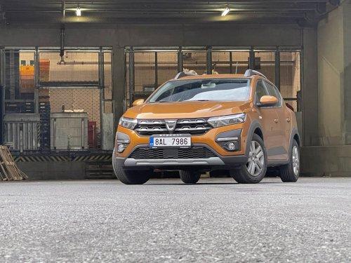 Dacia Sandero Stepway 1.0 TCe 100 LPG – dostupný crossover nejen do města